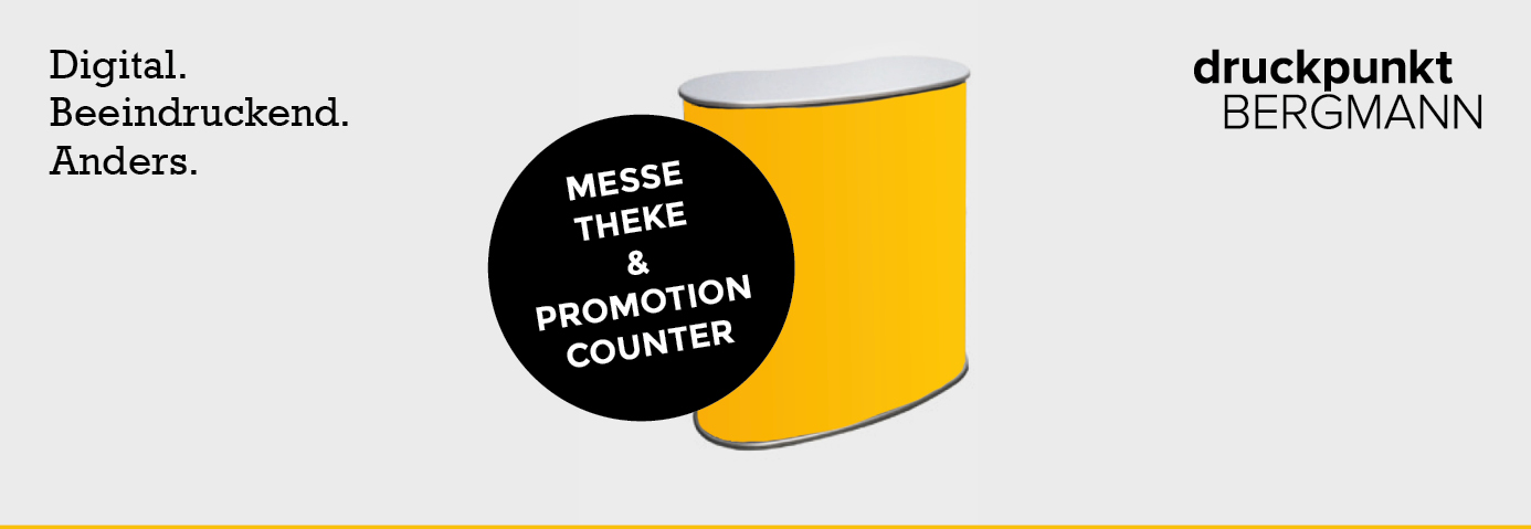 Messetheke & Promotioncounter