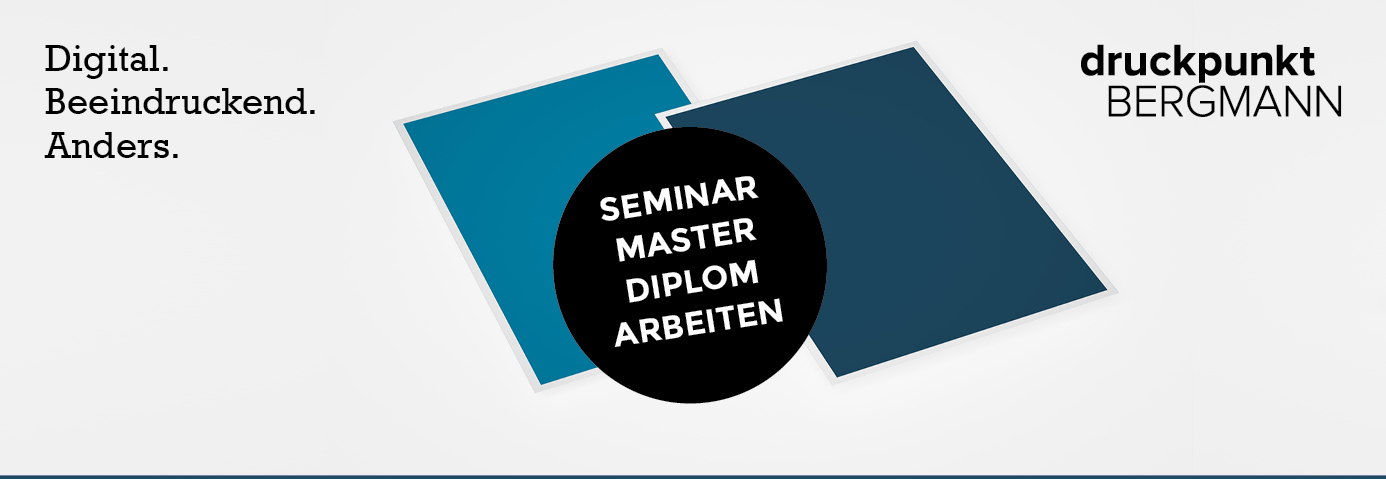 Seminar-, Master-, Diplomarbeiten