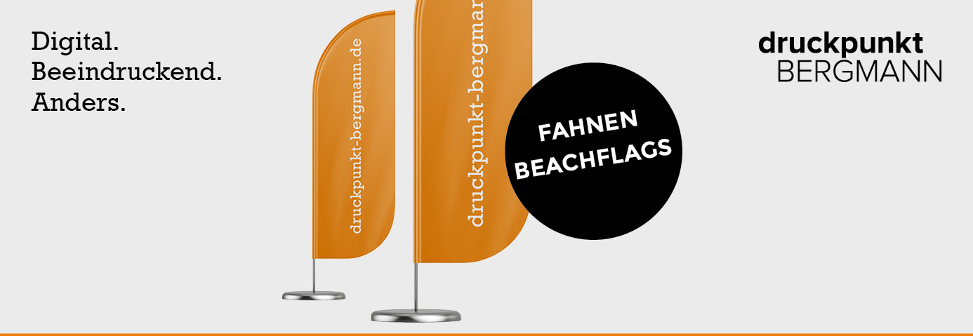 Fahnen & Beachflags